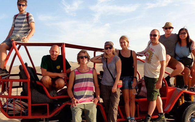 Paquetes Turisticos Ica – Paracas 02 dias – 01 noche