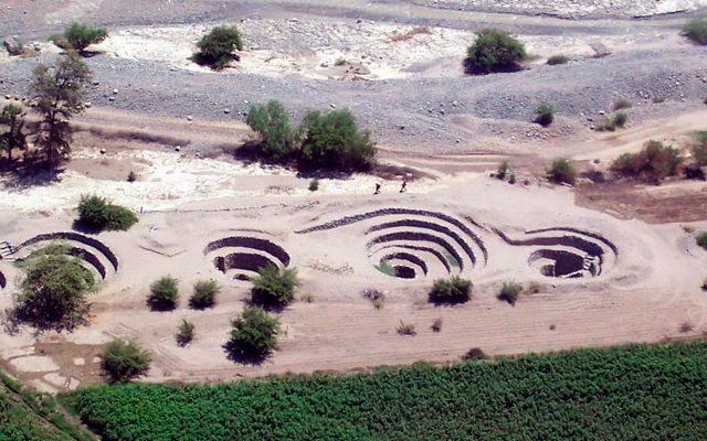 City Tour Nazca – Acueductos de Cantalloc y Paredones