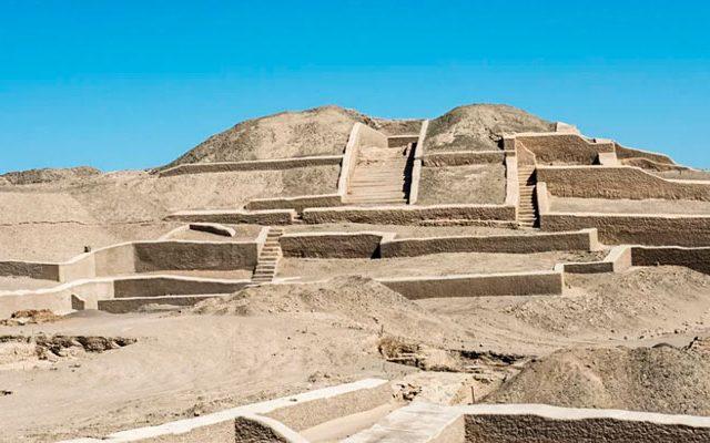 Tour Centro Ceremonial Cahuachi