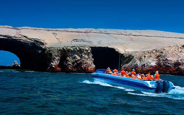 Full Day Paracas Islas Ballestas Reserva Nacional de Paracas