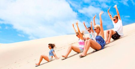 Full Day Ruta del Pisco – Tour de Tubulares y Sandboarding