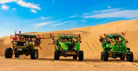 Full Day Paracas Islas Ballestas – City Tour Ica – Tour de Tubulares y Sandbording